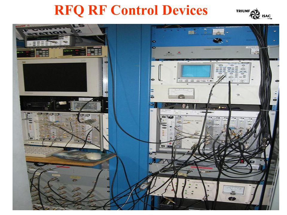RFQ RF Control Devices