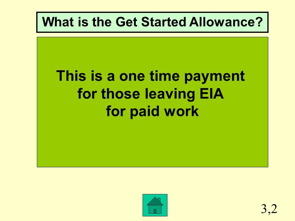 3,1 This is the amount single adults & couples without children may receive as a job seekers allowance.