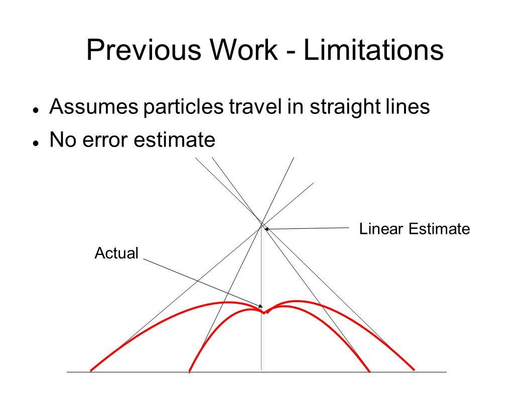 Experimental Results - Calibration