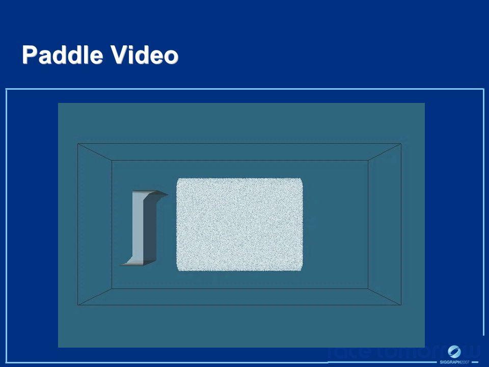 Paddle Video