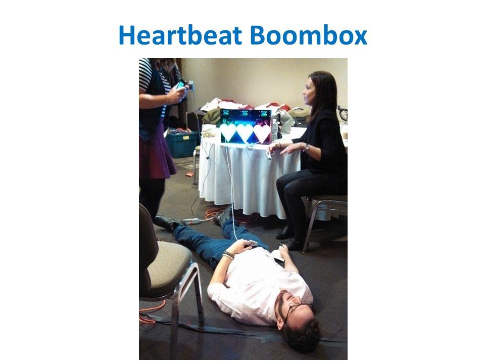Heartbeat Boombox