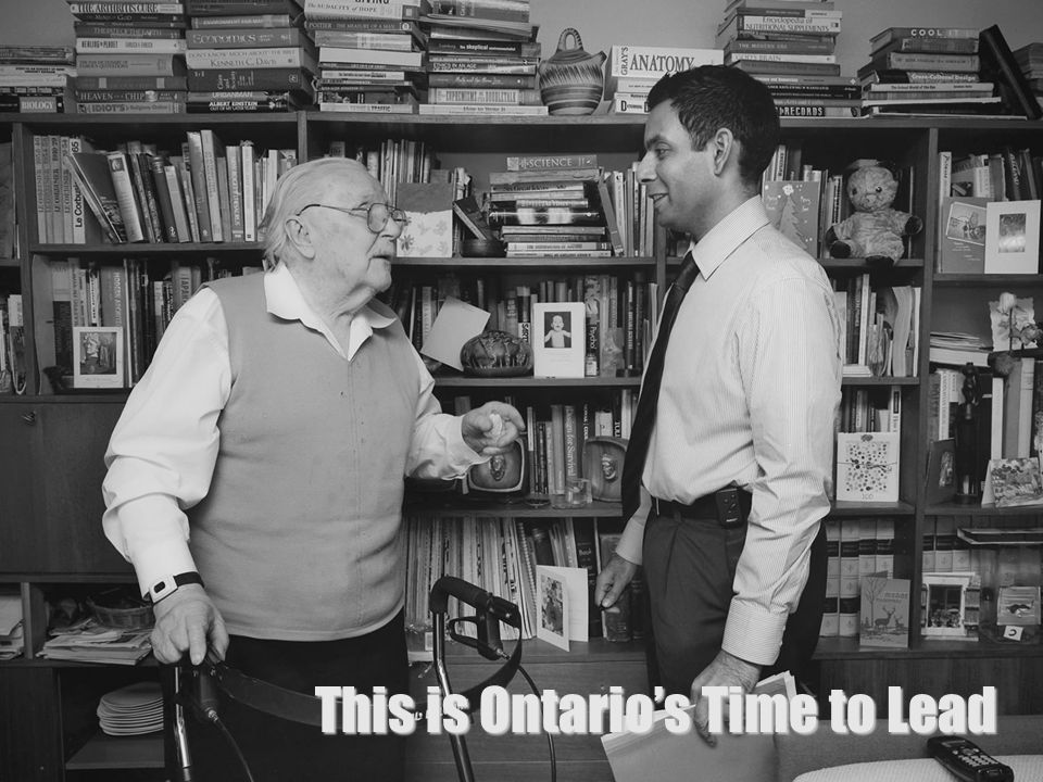 This is Ontario's Time to Lead