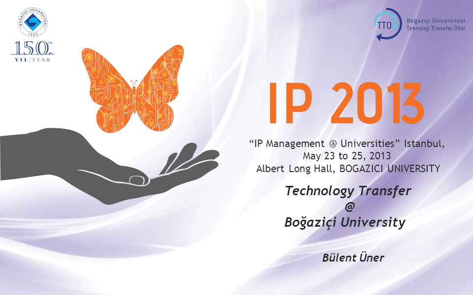 1.CIT: Ass. Prof. Dr. Tuna Tuğcu, Prof.Dr. Levent Arslan 2.