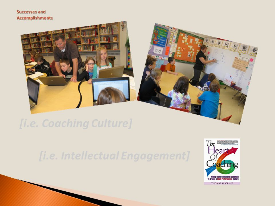 [i.e. Coaching Culture] [i.e. Intellectual Engagement]