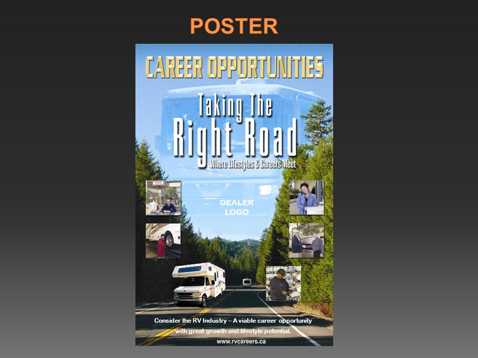 Consider the RV Industry – A viable career opportunity with great growth and lifestyle potential.