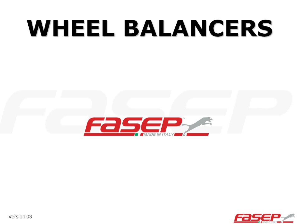 WHEEL BALANCERS Version 03