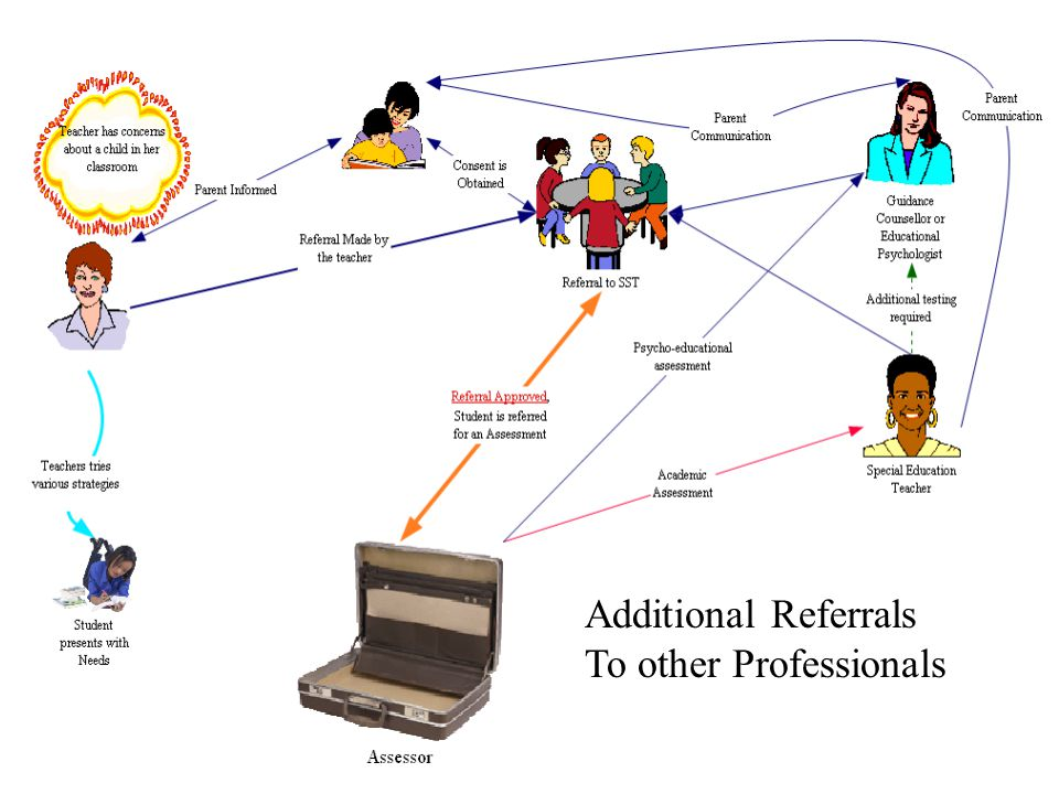 Additional Referrals To other Professionals
