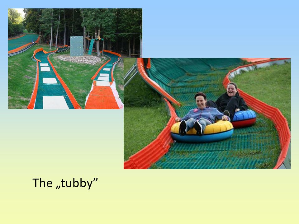 """The """"tubby"""""""