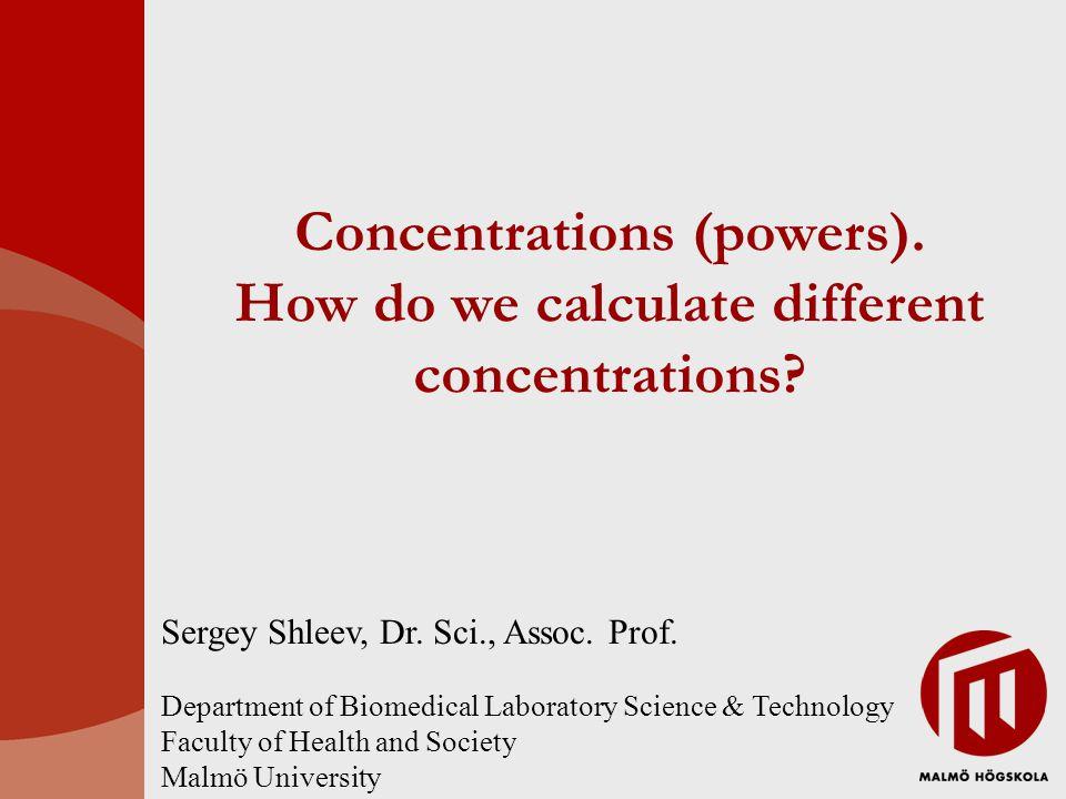 Sergey Shleev, Dr. Sci., Assoc. Prof.