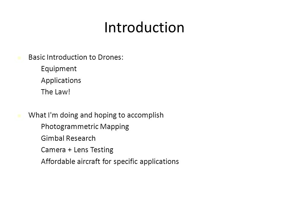 Bixler Drones As low as $500 with Autopilot