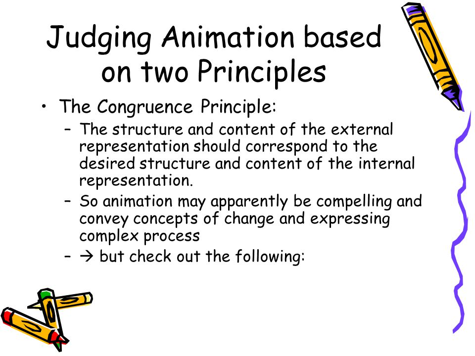Principles of Traditional Animation Applied to 3D Computer Animation Principles of Traditional Animation: –Squash and Stretch Defining the rigidity and mass of an object by distorting its shape during an action.