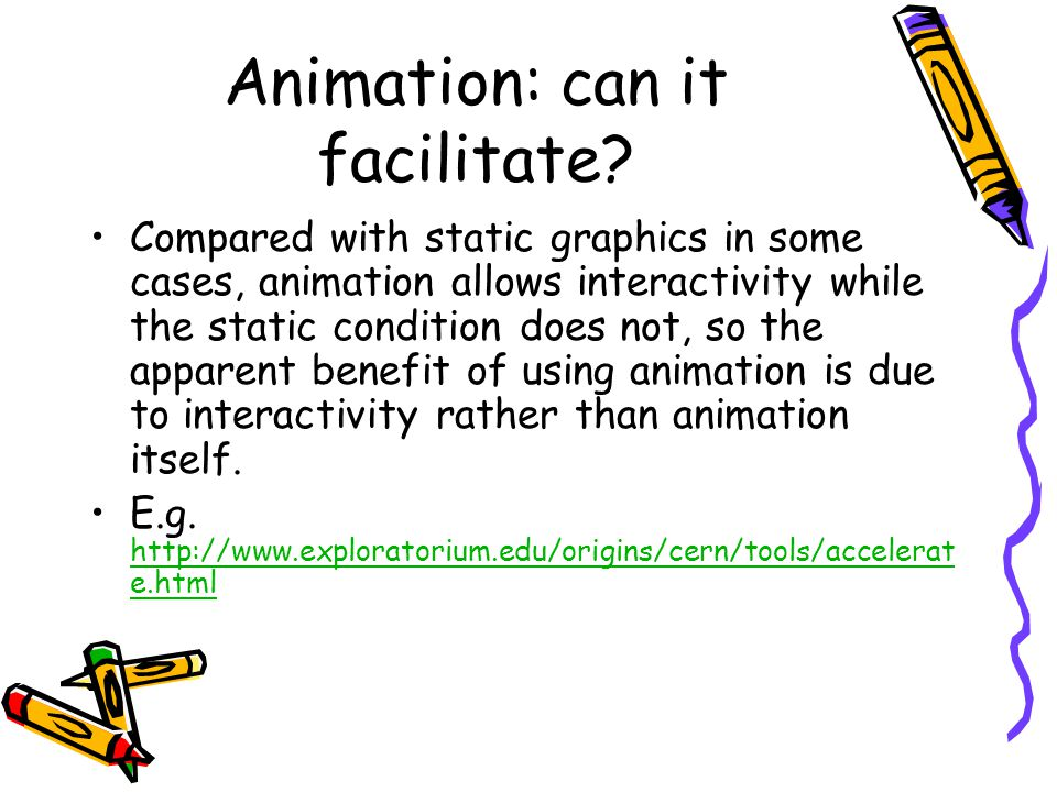 Principles of Traditional Animation Applied to 3D Computer Animation Following through and overlapping action –termination of an action and establishing its relationship to the next action