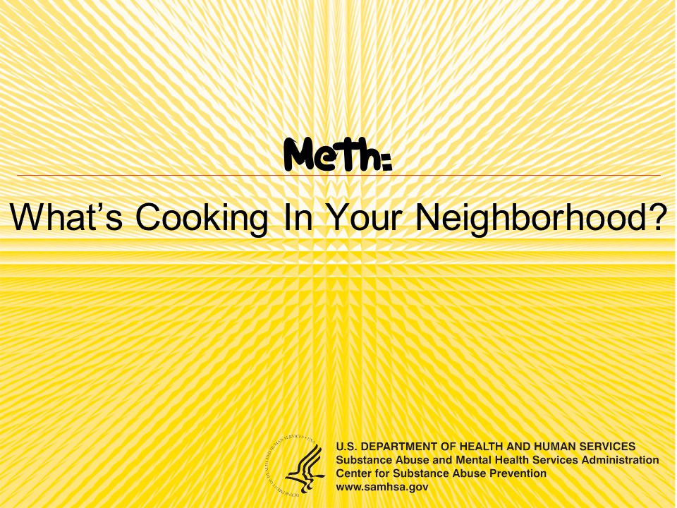  What's Cooking In Your Neighborhood
