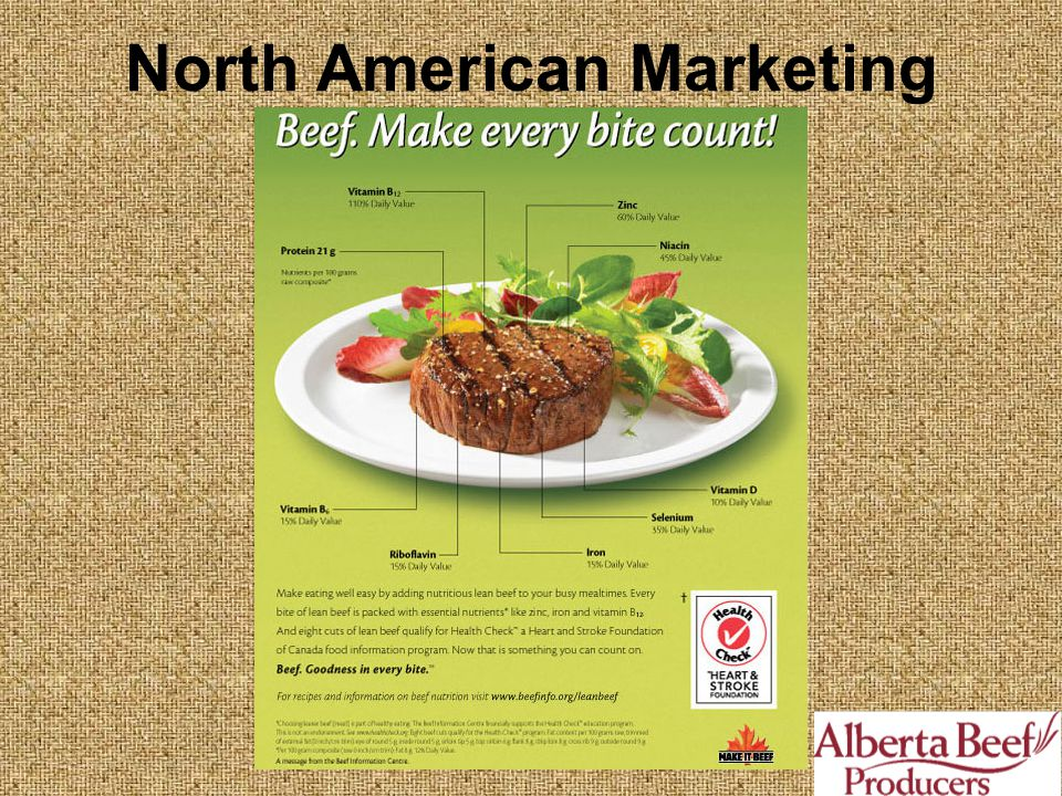 North American Marketing