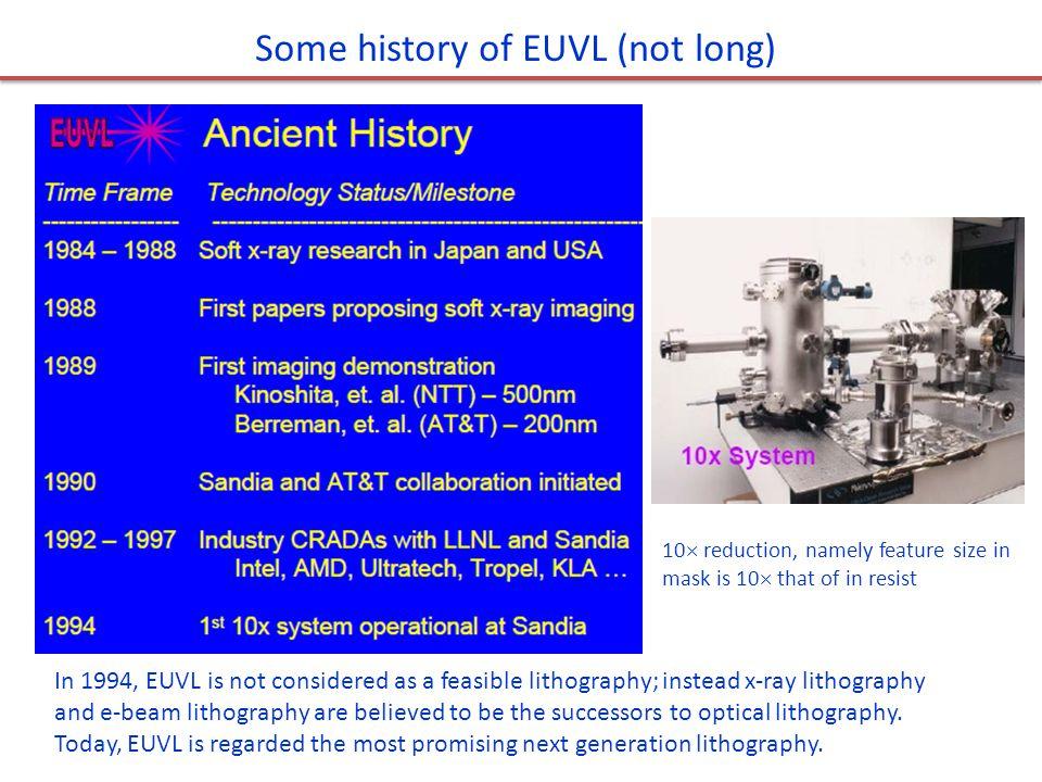 Photos of EUV mirrors 35