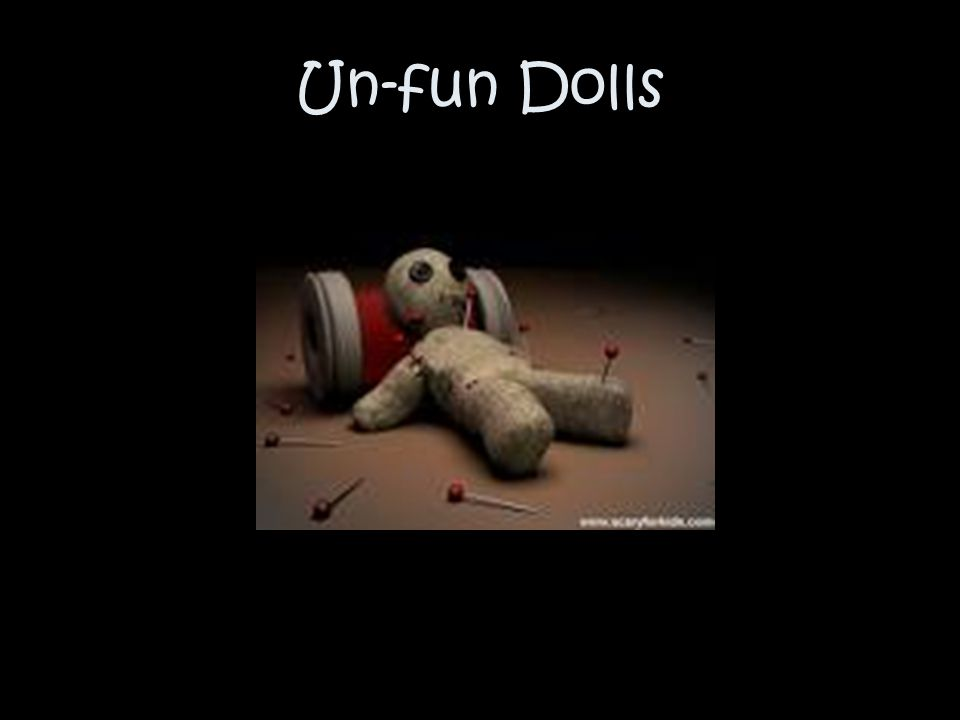 Dolls have always been among the most favorite children's toys and made an integral and vital part of any culture.