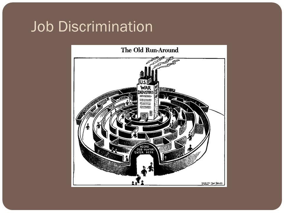 Job Discrimination