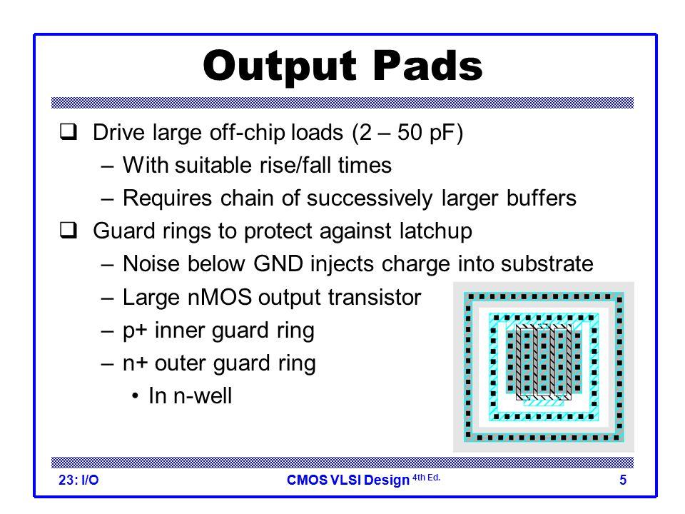CMOS VLSI DesignCMOS VLSI Design 4th Ed.