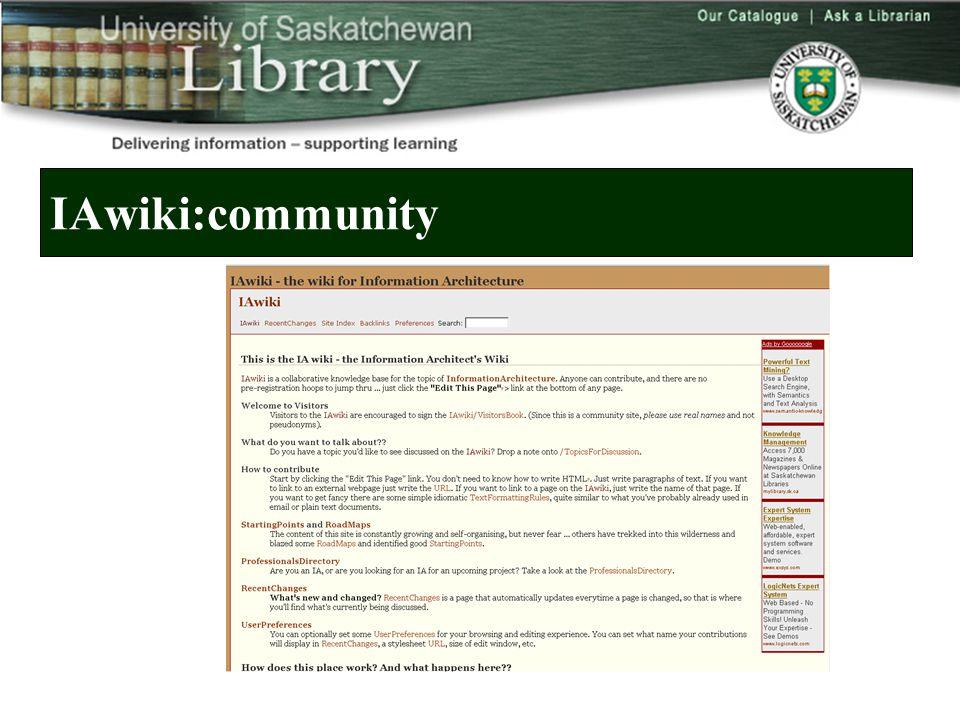IAwiki:community