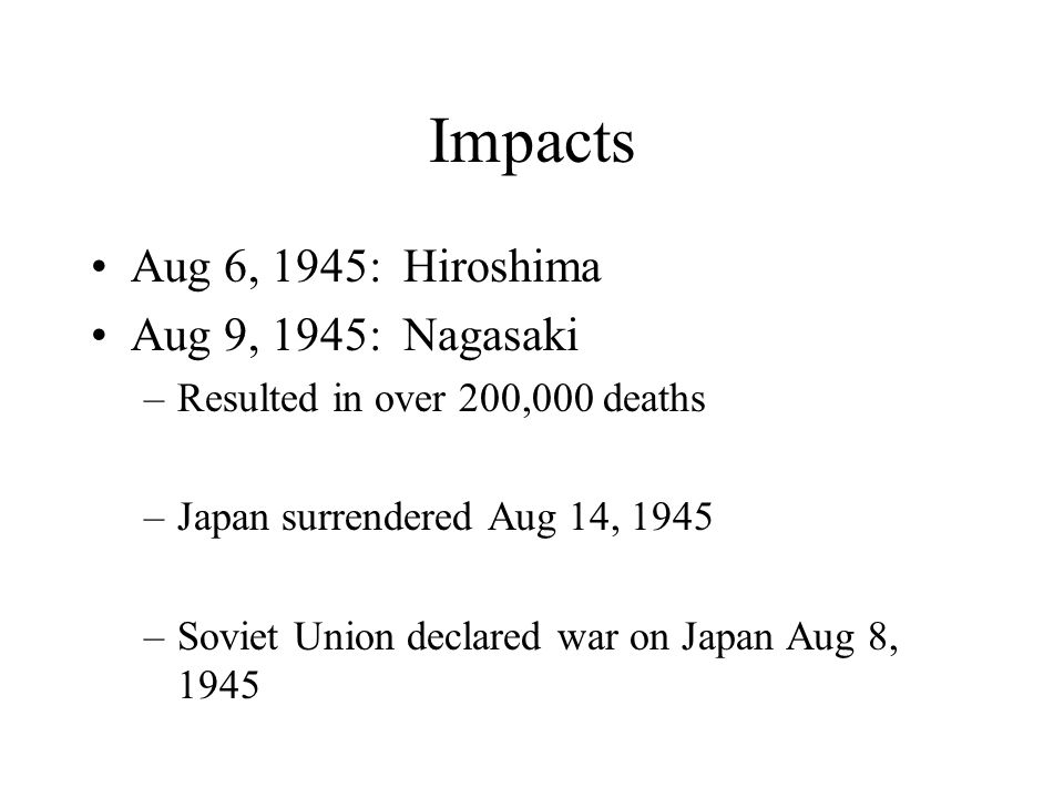 The decision to bomb Japan rested on the expectation of saving a half a million American Lives President Truman s memoirs