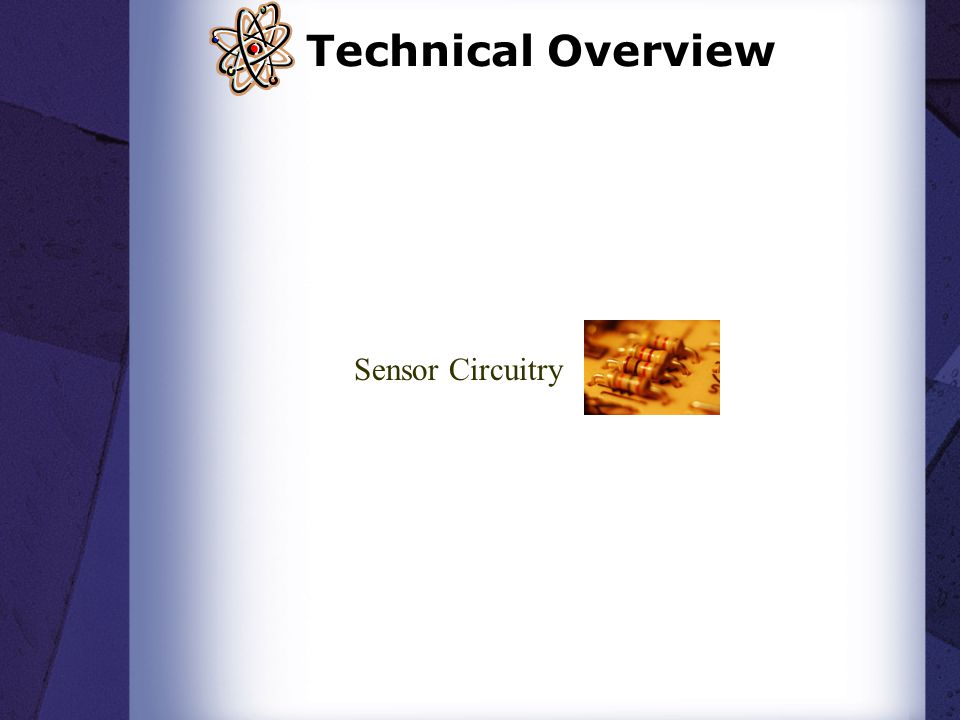 Technical Overview Sensor Circuitry