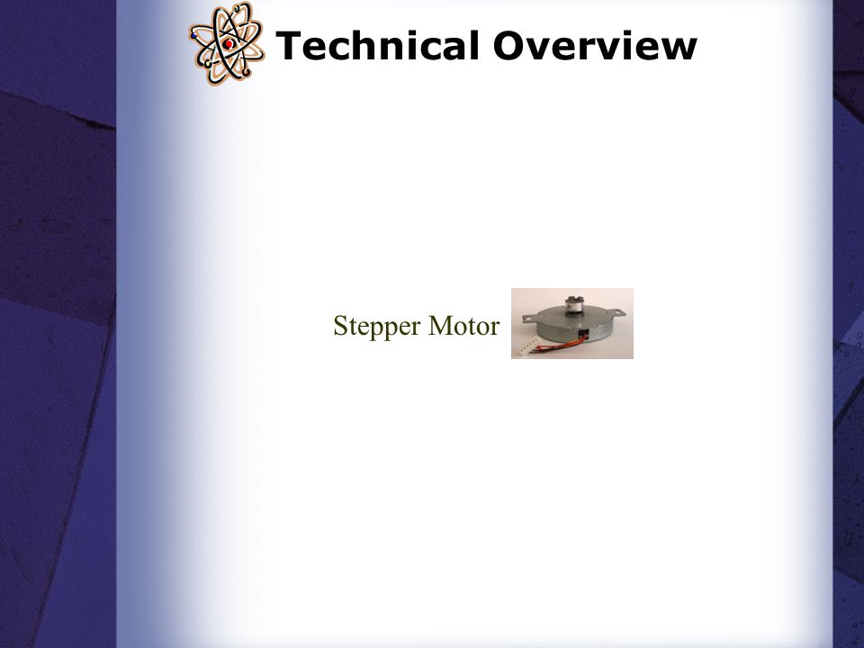 Stepper Motor Technical Overview