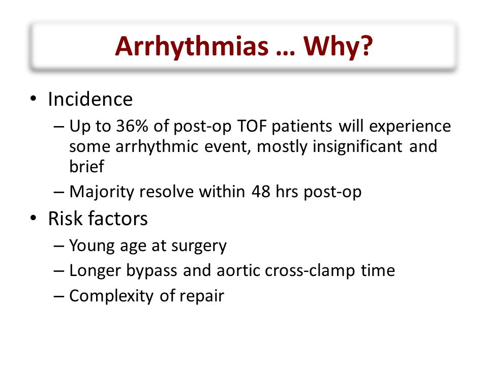 Arrhythmia Classification SLOW FAST.