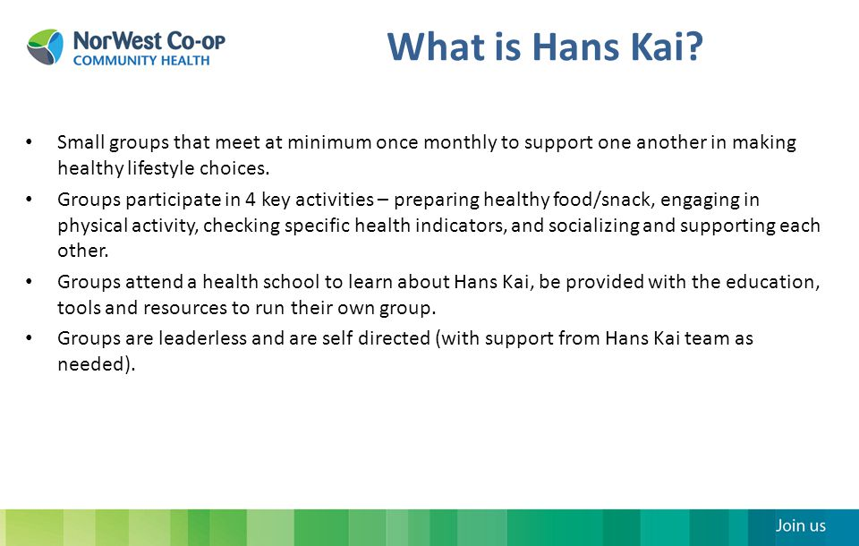 What is Hans Kai.