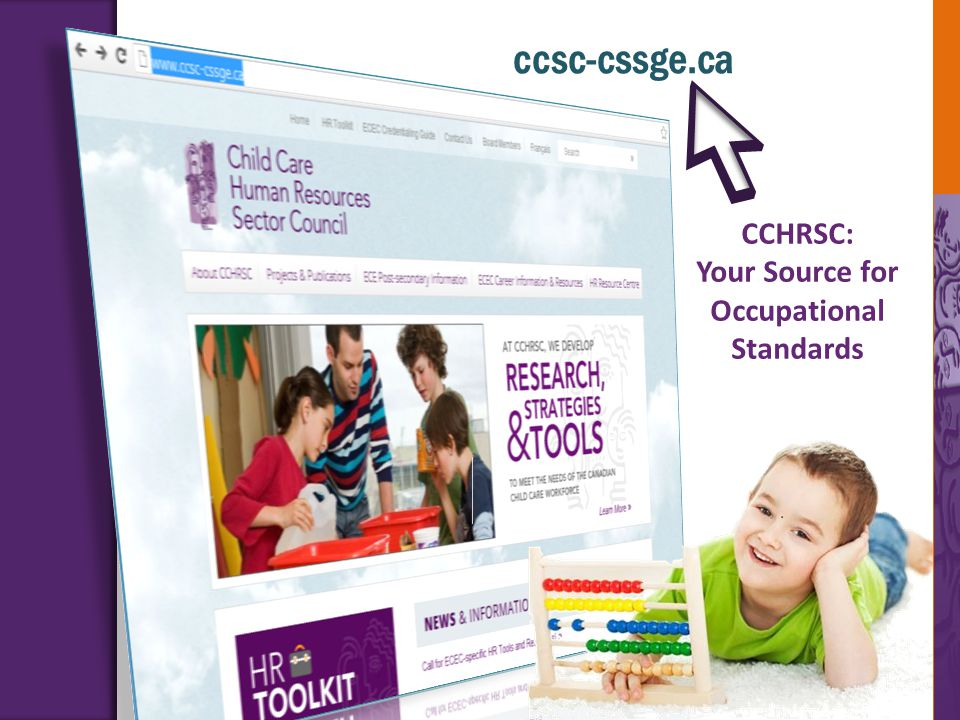 ccsc-cssge.ca CCHRSC: Your Source for Occupational Standards
