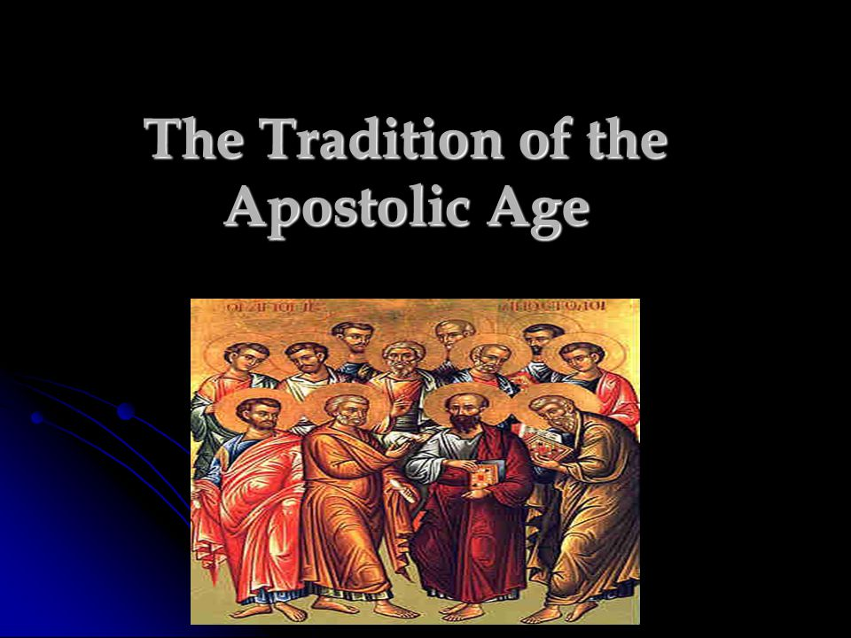  Tradition includes all teachings and religious rituals that the Apostles gave to their successors orally through discipleship and Christian life day by day and these teachings and rituals were transmitted generation after generation without any adding or deletion to the present day What is Tradition?