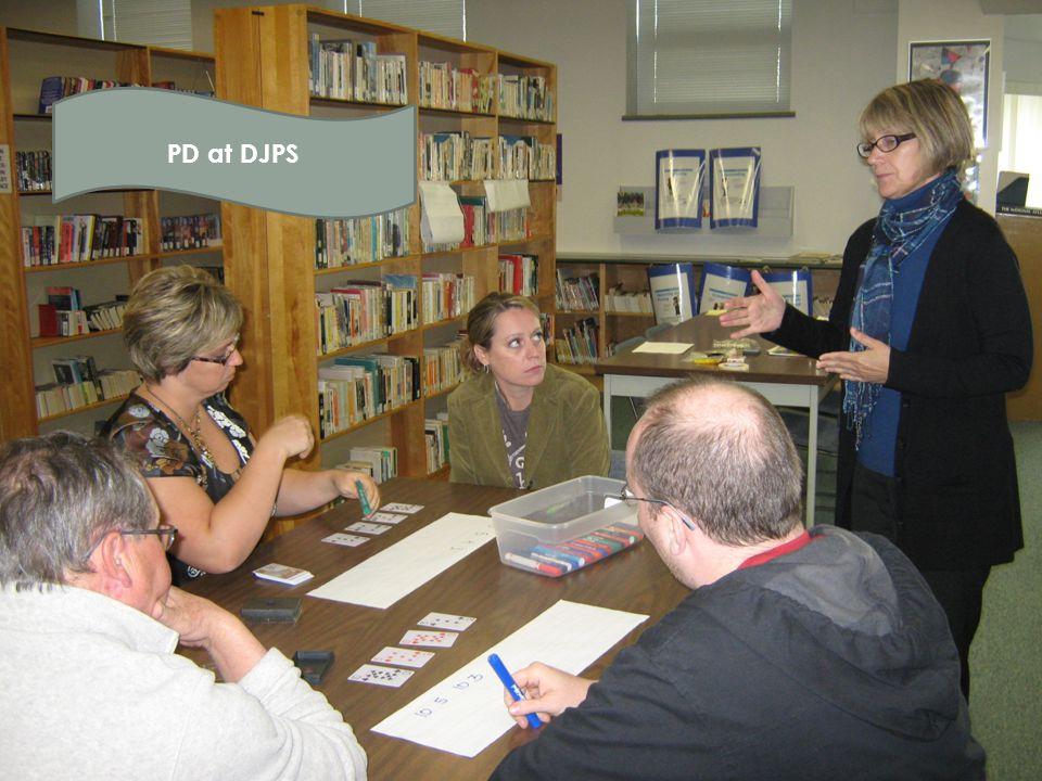 PD at DJPS