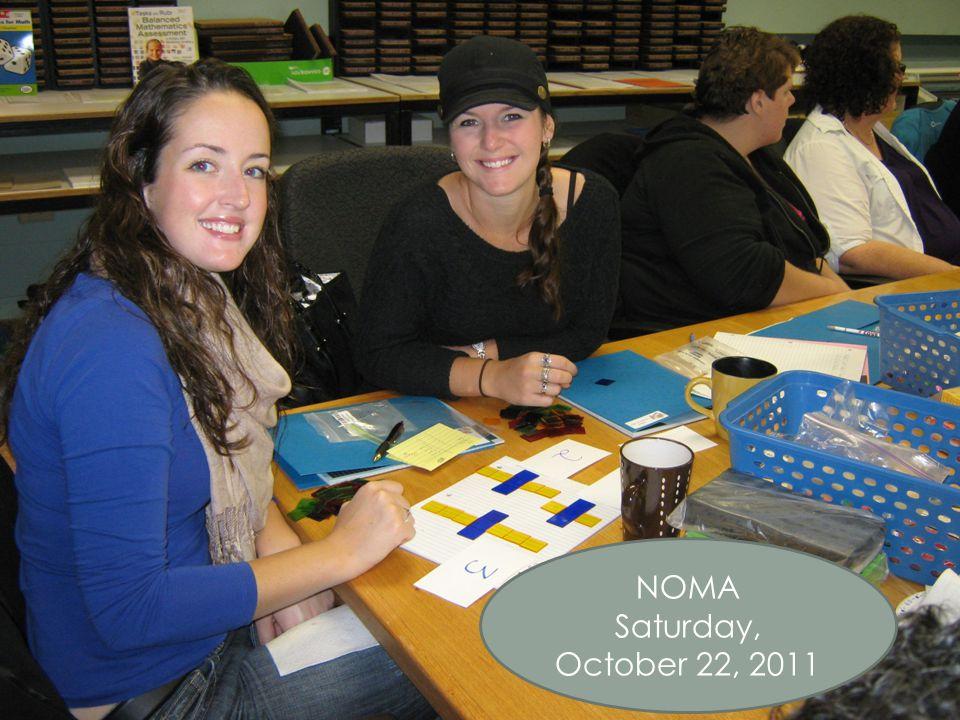PD at DJPS NOMA Saturday, October 22, 2011