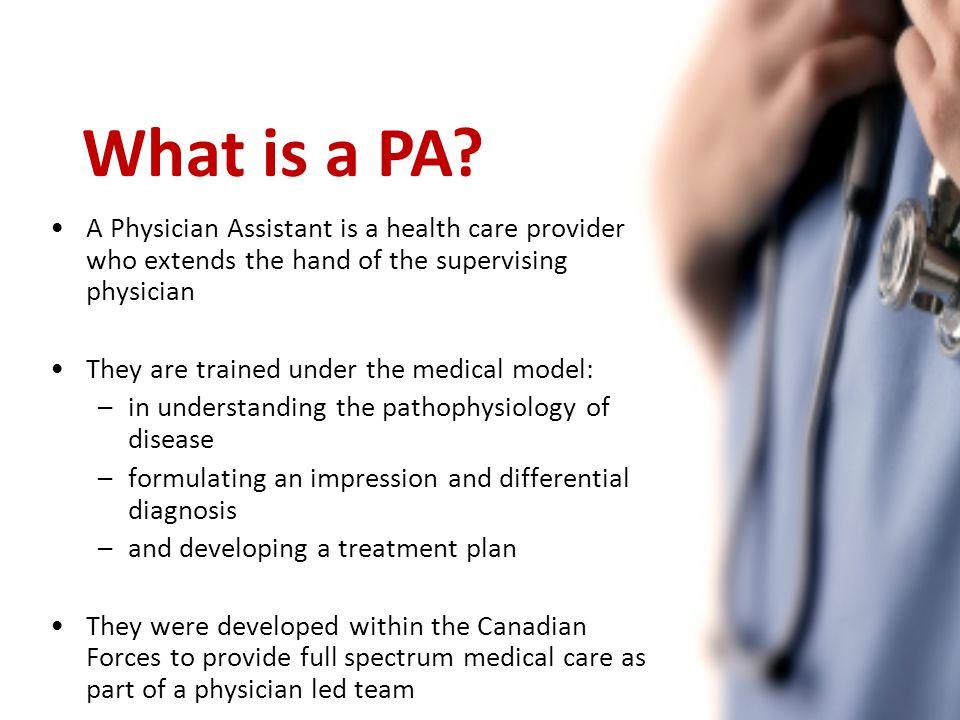 Questions? Physician Assistants Optimizing Patient Care