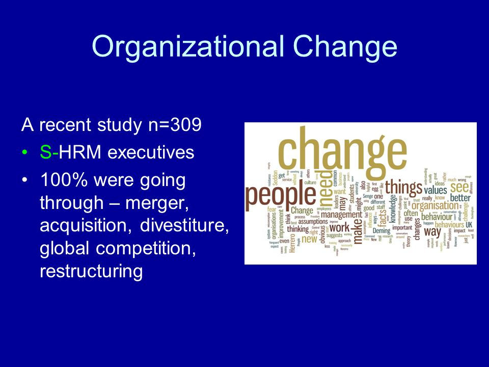 Change Wisdom: Readiness for Change Trust in Leadership Politicking Cohesion Participation (climate) Support by Supervisors Communication quality Attitude towards change (top MGMT) Dave Bouckenooghe Emotional Readiness Cognitive Readiness Intentional Readiness