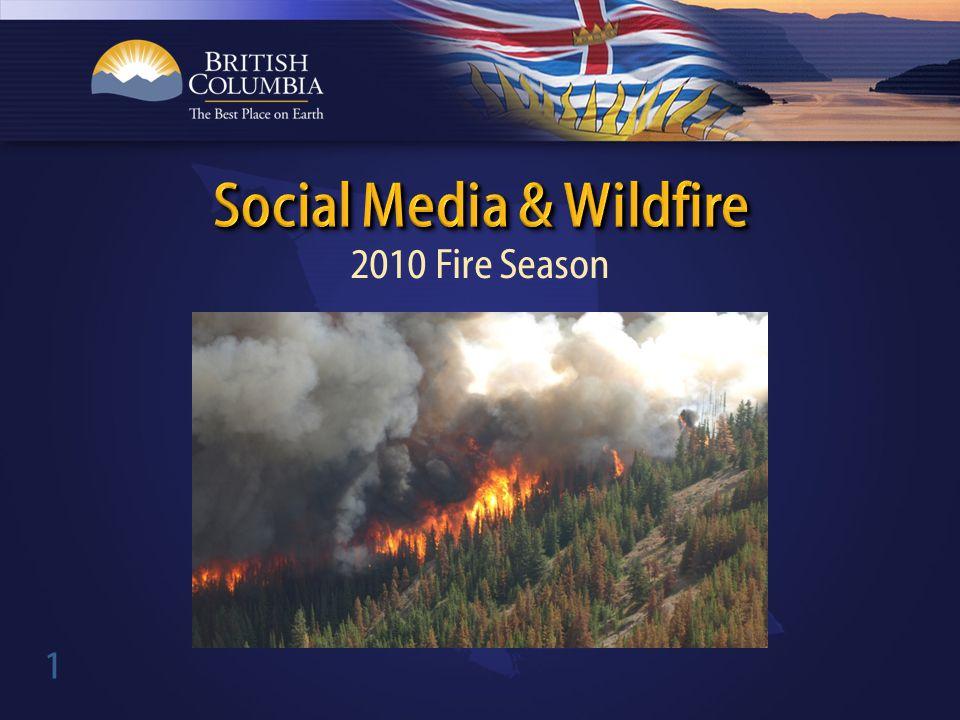 1 2010 Fire Season