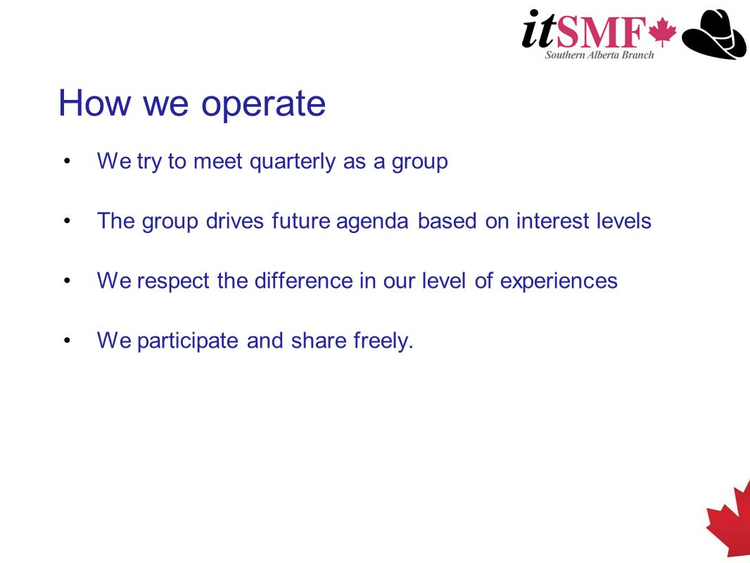 What does a good CAB look like? Jon Dowell ITSMF Practitioner Forum Oct 10, 2013