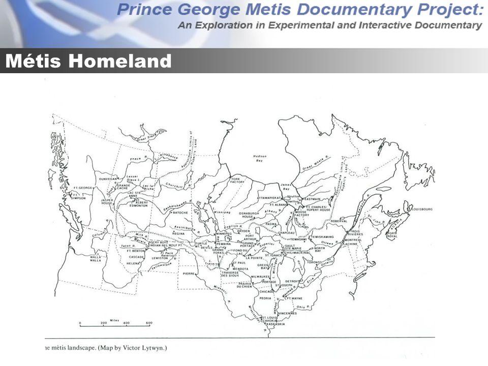 Métis Homeland