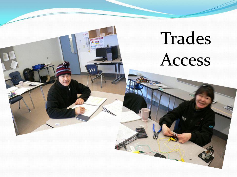 Trades Access