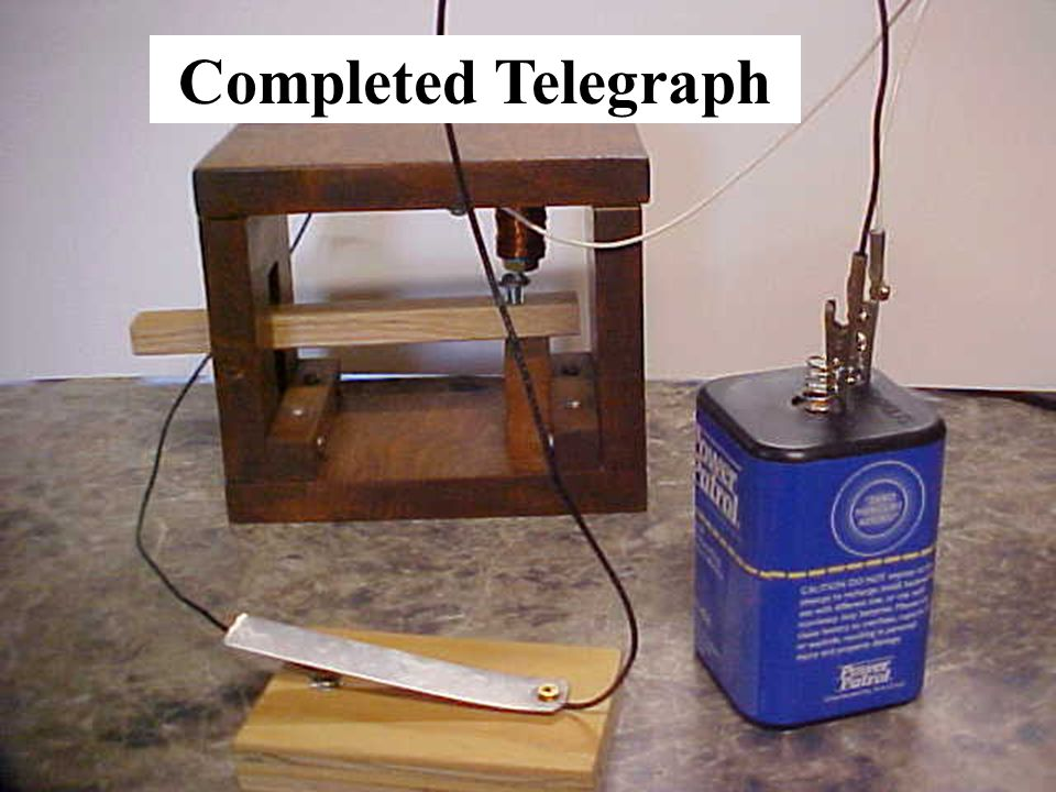 Completed Telegraph