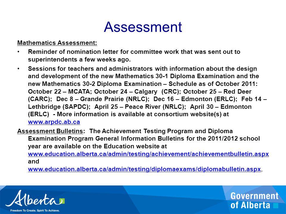 Education Updates K–12 Wellness Education: Information can be found on the Education website at www.education.alberta.ca/teachers/program/wellness-education.aspx.