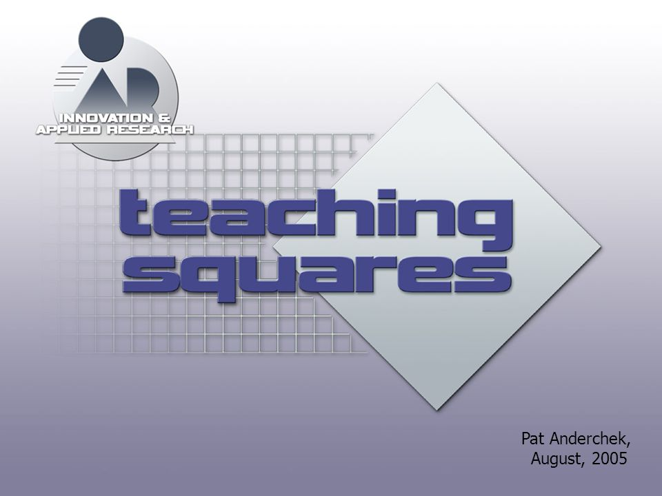 Share reflection on Teaching Squares experience Conduct program evaluation Distribute certificates All Squares Celebration