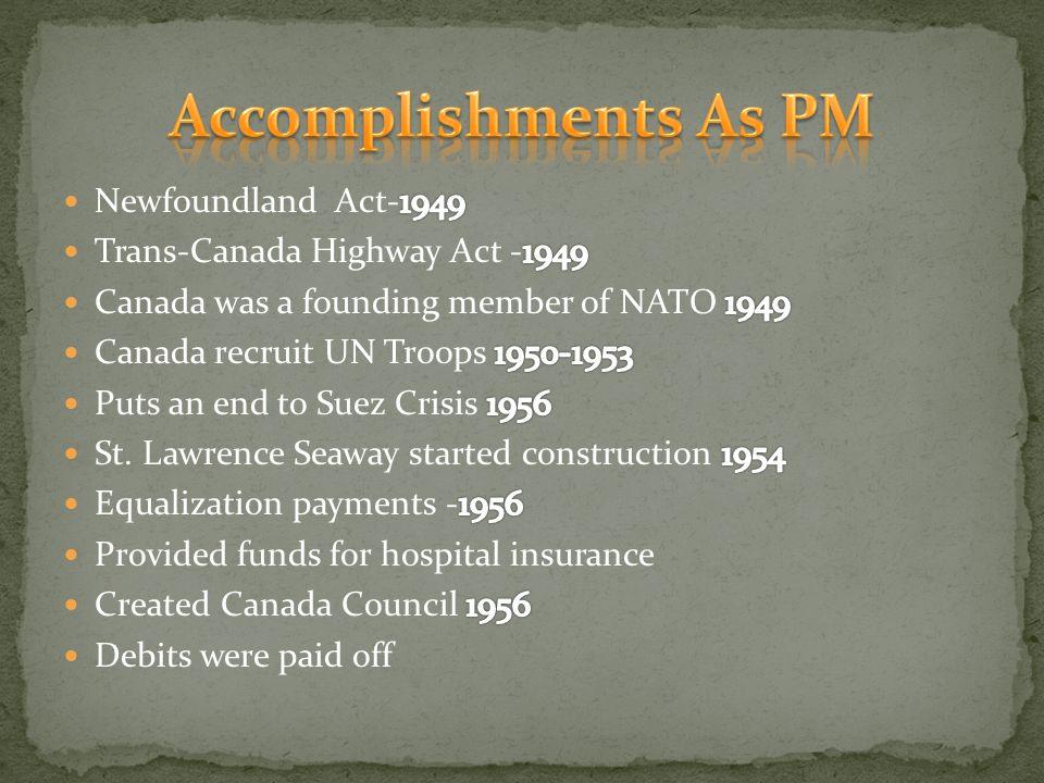 Trans-Canada Pipeline