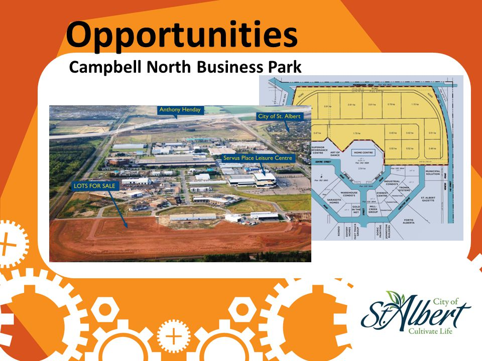 Opportunities Campbell North Business Park
