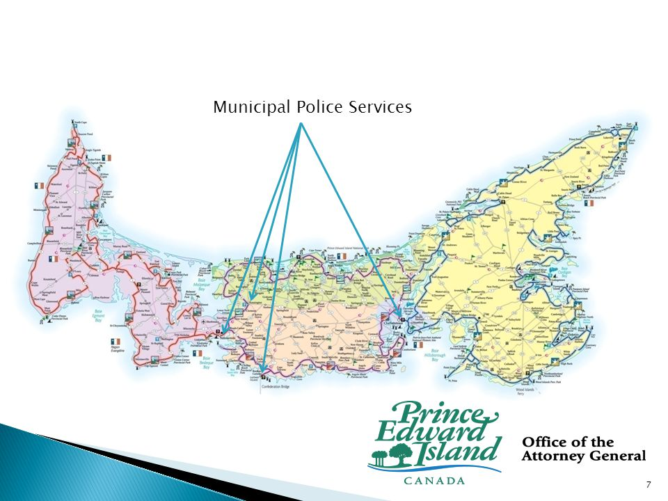 Municipal Police Services 7