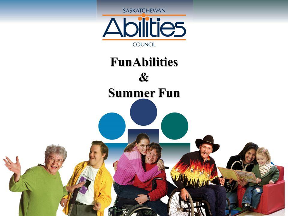 FunAbilities & Summer Fun