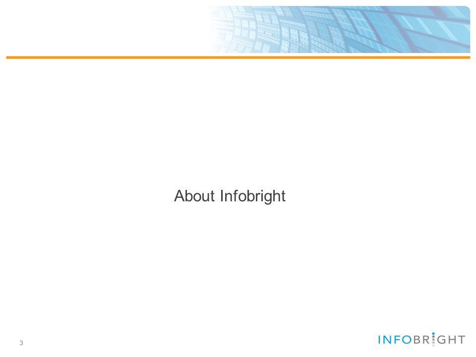 14 Infobright Approach