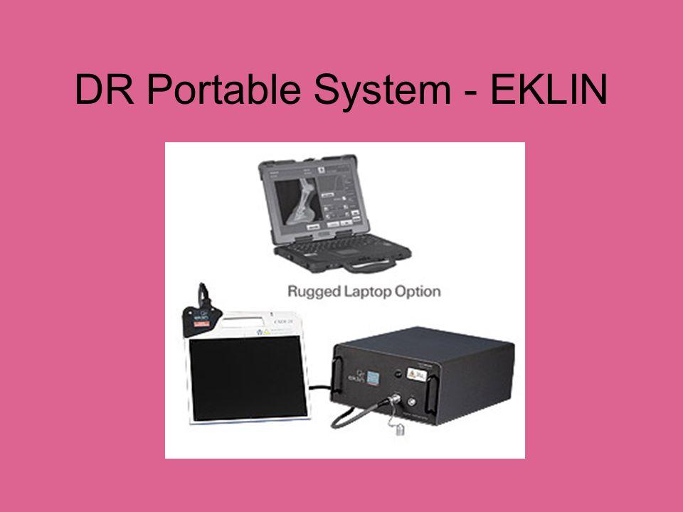 DR Portable System - EKLIN