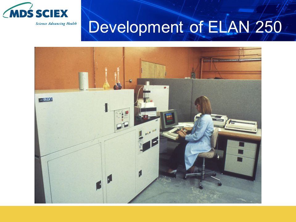 Development of ELAN 250