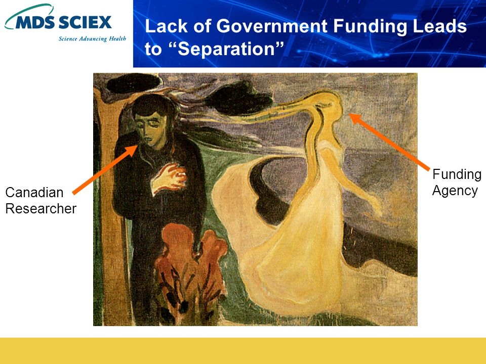 Lack of Government Funding Leads to Separation Canadian Researcher Funding Agency