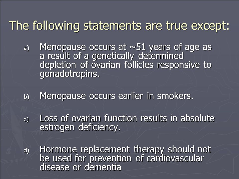 Neurontin Menopause